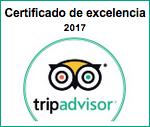 TRIPADVISOR - Asador del Rey- Certificado de Excelencia