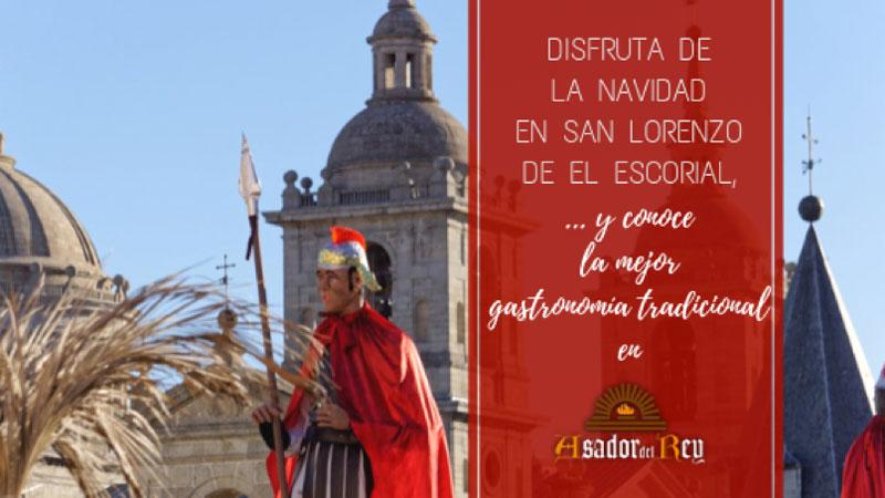 Disfruta la Navidad en San Lorenzo de El Escorial