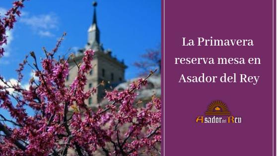 La Primavera en Asador del Rey