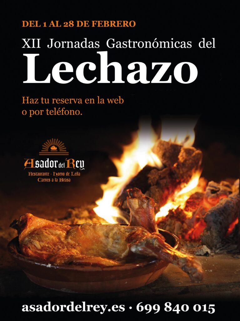 XII Jornadas Gastronómicas del Lechazo