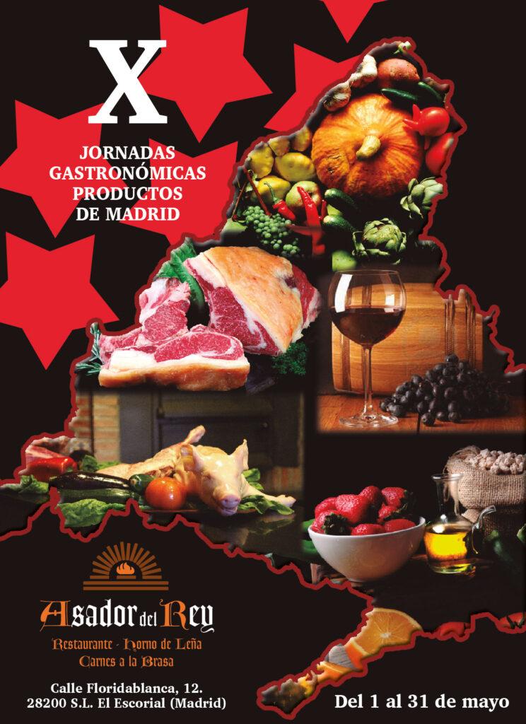 Gastronomía en la Sierra de Madrid